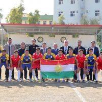 Football league for Erbil Academies