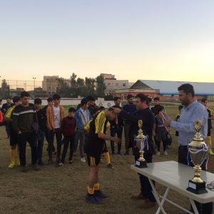 Football League for Erbil Academies