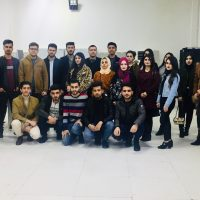 A Scientific Trip for the 2nd Stage Students