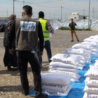 Department of business administration participates in the relief campaign for IDPs