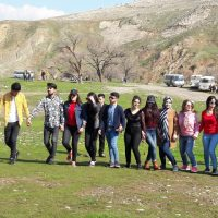 Department of Business Administration organizes a recreational trip for  the students of the Department