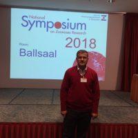 رئيس قسم البايولوجي يشارك في المنتدى العلمي في برلين