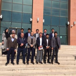 Scientific visit to the Court of Appeal -Arbil
