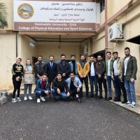 Scientific Visit to College of Physical Education and Sport Sciences