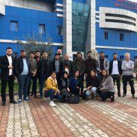 زيارة علمية الى وزارة الثقافة و الشباب