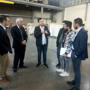 Scientific Visit to Khalat Stone Factory