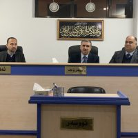 Scientific visit to the Consultative Assembly of the region