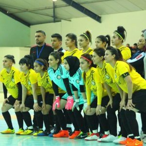 An Over Whelming Victory for Cihan University Sport Club