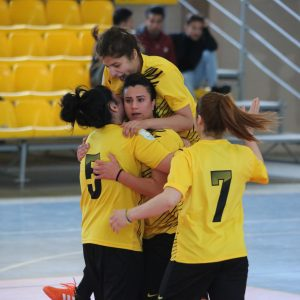 The Third Win For the girls of Cihan University Sport Club