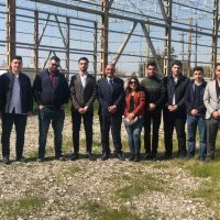 Scientific Trip to Construction Sites