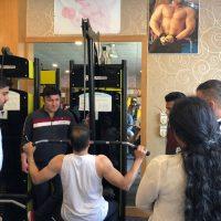 A Visit to the Cihan University Sport Center