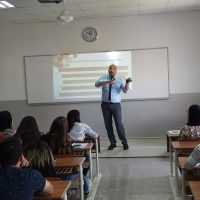 Seminar for the fourth stage students  (  the morning study)