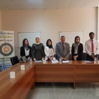 Discussing the researches of graduation projects in the Department of Finance and Banking