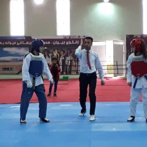 Erbil Clubs – Taekwondo Championship For Youth