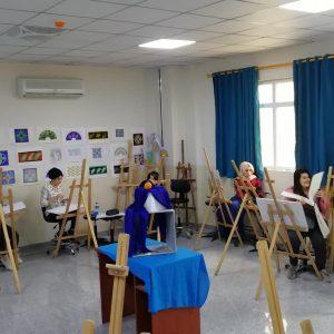 Art Activity – Paint