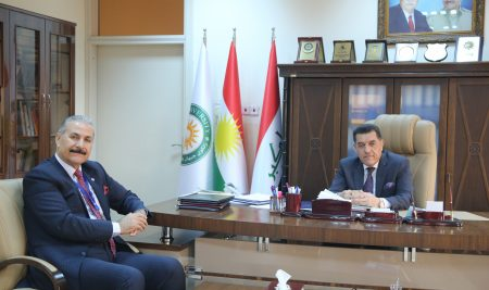 The visit of the Delegation from United Nations International Organization to Cihan University – Erbil
