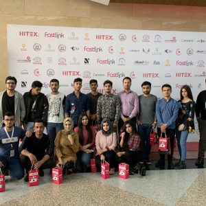 A Visit To The Hitex Exhibition