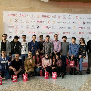 زيارة علمية لمعرض هايتكس للتكنولوجيا