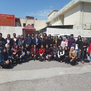 A Site Visit Erbil Educational Hospital