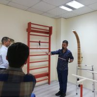 A Visit To The Hero Physiotherapy Centre For The Second Level