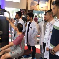 A Visit To The Erbil Sport Center