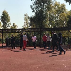 A Visit To The Park Sami Abdulrahman