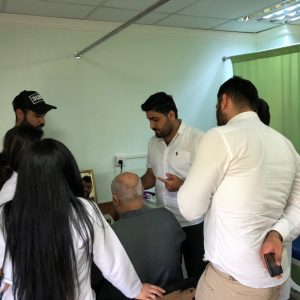 A Second Visit To The Physiotherapy Department Of Teaching Hospital/Erbil For The Second Level