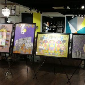 """Art Exhibition """"Chromatic Harmony"""""""