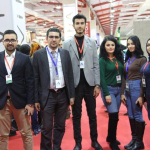 Participation in the Erbil International Exhibition