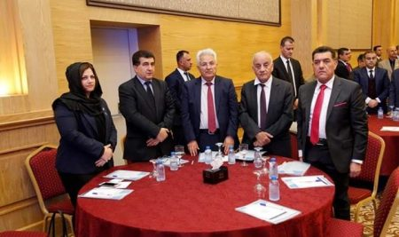 Cihan University President Attends a Workshop about Scientific Titles