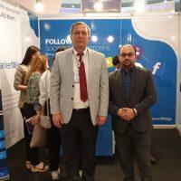 Accounting Department Participates in Hitex Exhibition