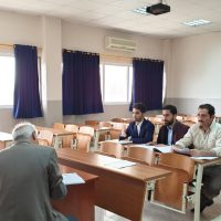Discussions of Research Projects in the Department of Accounting