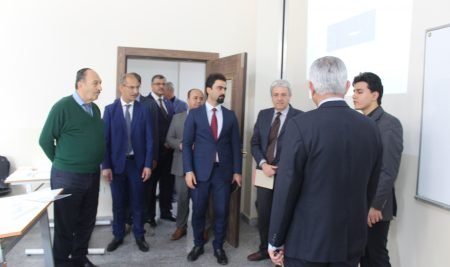 Cihan University President Welcomes a Grand Delegation from Sapienza University of Roma