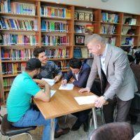 TOEFL Grammar Exam Practice