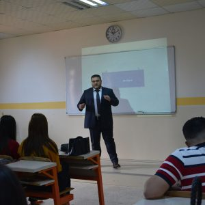 Seminar For Graduate Students On The Nature Of Their Studies And Their Use In The Field Of Work