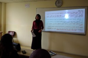 cihan university-law-studen workshop4