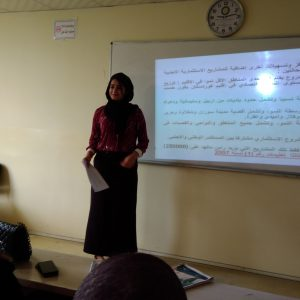 Law Department Students Are Holding A Workshop