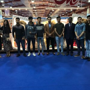 English Department Students Visit Erbil International Book Fair