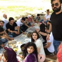 A Recreational Trip for Students of The Third Stage in The Department of Business Administration