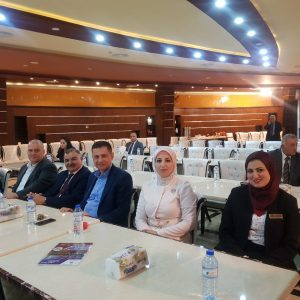 Participation in the workshop of the Association of Iraqi Private Banks