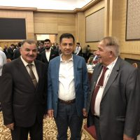 Meet the call to honor the bankers by the Association of Iraqi private banks
