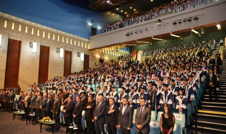 حفل تخرج جامعة  جيهان – اربيل لسنة 2017- 2018