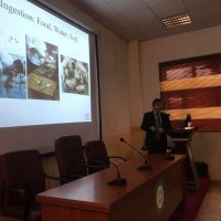 Seminar on Food Safety and the Uptake of Nanomaterial across the Gut