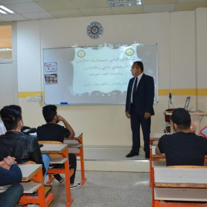 Department of Media at Cihan university – Erbil conducts many scientific activities for the student in the current academic year