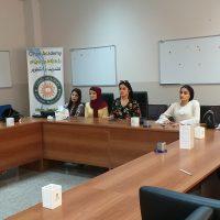 أبرز فعاليات قسم الصحة المجتمع – جامعة جيهان – اربيل  للعام الدراسي 2018-2019