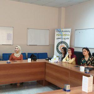 دورة مهارات التواصل  لطلبة صحة المجتمع