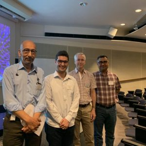 A Workshop on new developments in Cancer treatment
