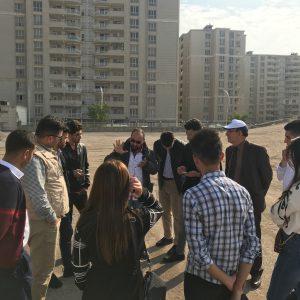 ابرز انشطة قسم الهندسة المدنية للعام الدراسي 2018 – 2019