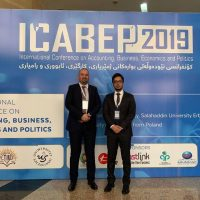 Published joint research at the International Conference on Accounting, Management, Economics, and Politics