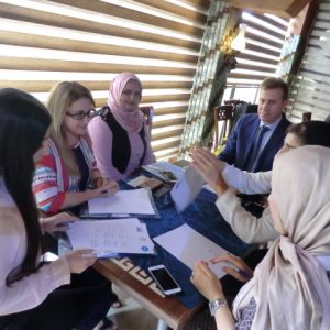 Lecturers of law department participated in a regional workshop on domestic violence  law